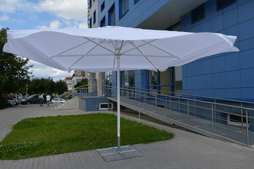 Уличные зонты – отдыхайте с комфортом