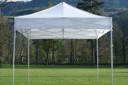 Особенности выбора мобильного шатра